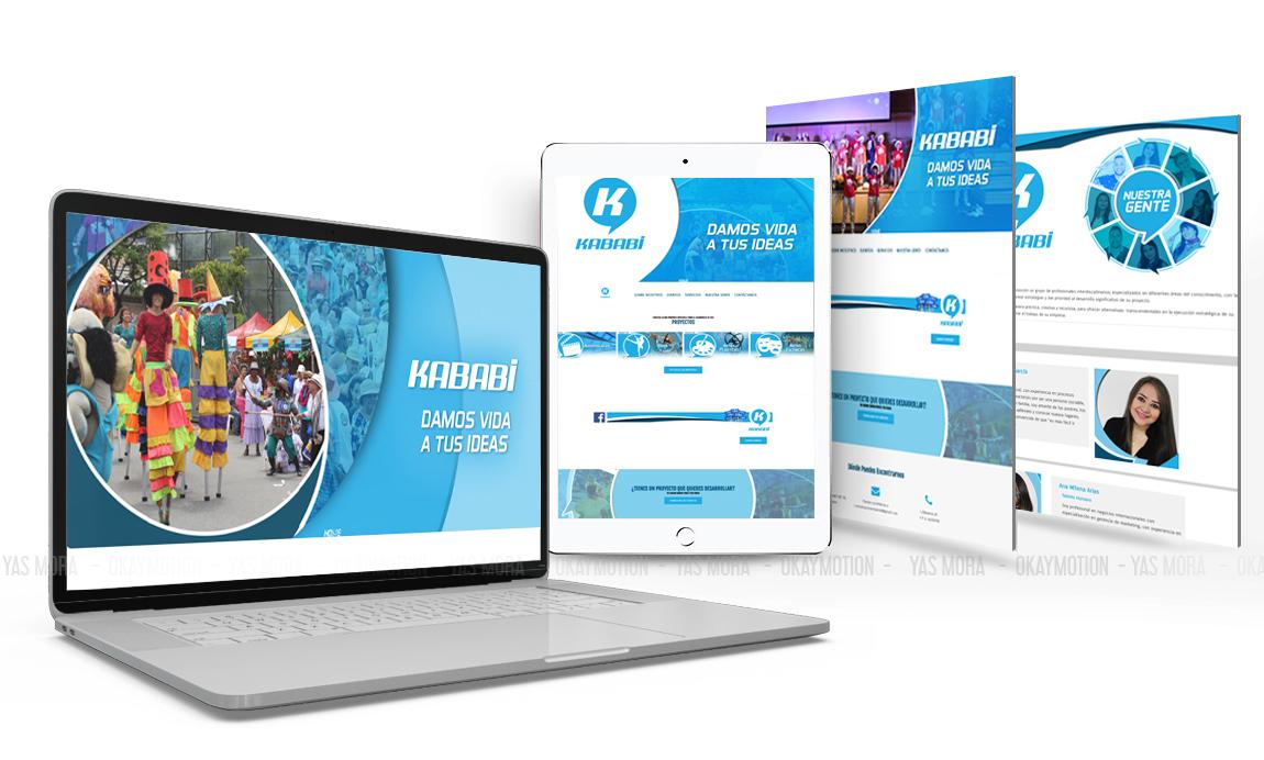 diseño web Colombia, imagen de marca, páginas de aterrizaje